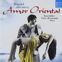 Cover:Amor Oriental