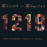 Cover:CD 1219 – The Saint and the Sultan
