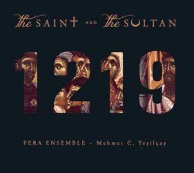 Cover : CD 1219 – The Saint and the Sultan